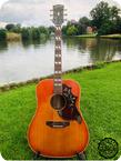 Gibson Hummingbird 1969 Cherry Sunburst