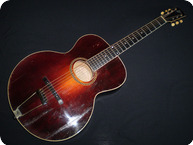 Gibson L 4 1919 Sunburst