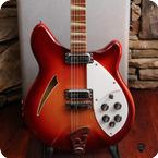 Rickenbacker Guitars 360 12 1966 Fire glo