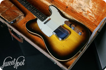Fender Custom Telecaster 1960 Sunburst