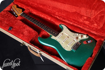 Fender Stratocaster 1965 Sherwood Green Resin
