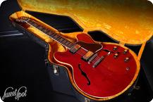 Gibson ES335 1963 Cherry Red