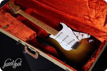 Fender Stratocaster 1956 2 Tone Sunburst Refin
