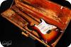 Fender Stratocaster 1958-Sunburst