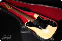 Fender Telecaster Custom 1974 Olympic White