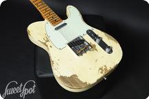 Fender Telecaster 2017 Vintage White