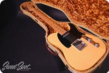 Fender-Nocaster Custom Shop Relic-2003-Blonde