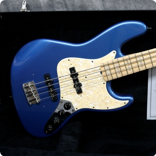 Fender Custom Shop Custom Classic 2010 Lake Placid Blue