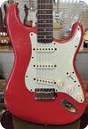 Fender Stratocaster 1960 Fiesta Refinish