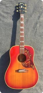 Gibson Hummingbird 1966 Sunburst