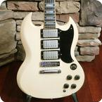 Gibson SG Custom 1978 White