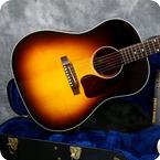 Gibson J 45 Koa Elite Limited Edition 2014 Sunburst