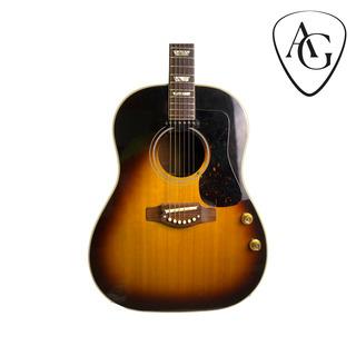 Gibson  J 160e Sunburst 1964 Sunburst