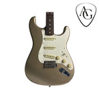 Fender Stratocaster 1959 Journey Man Relic NAMM 2019 By C.W. Fleming 2020 LAC