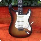 Fender Stratocaster MUSEUM QUALITY 1969 Sunburst