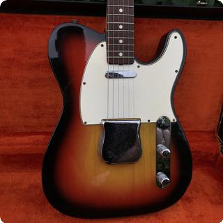Fender Telecaster Museum Quality 1967 Sunburst