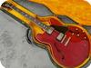 Gibson ES-335 TDC 1963-Cherry