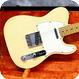Fender Telecaster 1967-Blonde