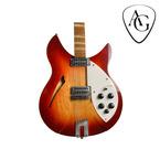Rickenbacker Guitars Rickenbacker 36012V64 In Fireglo Fireglo