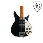 Rickenbacker Guitars-Rickenbacker - 325C64 In Jetglo-Jetglo