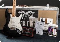 Fender Eric Clapton Black Tribute Stratocaster Black