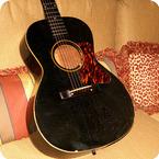Gibson L 00 1934 Black