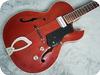 Guild Starfire 1 1961-Cherry