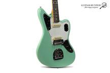 Fender-Custom Shop 64 Jaguar Lush Closet Classic-2019-Aged Surf Green