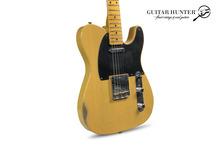 Fender Custom Shop 52 Telecaster Relic 2019 Butterscoth Blonde