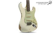 Fender Custom Shop 59 Stratocaster Heavy Relic 2020 Olympic White