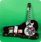 Gibson-Les Paul Jim Beam Custom Shop-2008