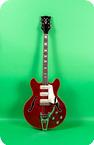 Vox Bobcat 1966 Cherry Red