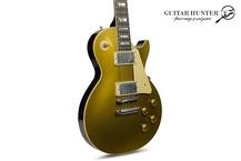 Gibson Custom Shop 1957 Les Paul Goldtop Darkback Reissue Double Gold VOS 2021 Gold