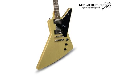 Gibson Custom Shop 58 Explorer  (limited Run ) 2017 Tv Yellow