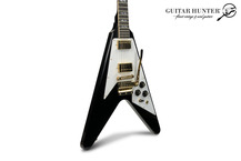 Gibson Custom Shop Jimi Hendrix 1969 Flying V 2020 Aged Ebony
