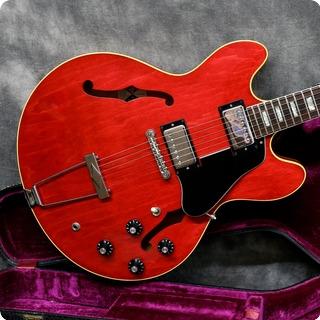 Gibson Es 335 Tdc 1972 Cherry