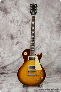 Gibson Les Paul Standard 1979 Tobacco Sunburst
