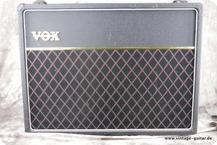 Vox AC 30 Black