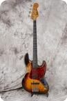 Fender-Jazz Bass-1962-Sunburst
