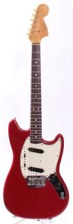 Fender Duo Sonic Ii 1966 Red