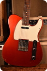 Fender Telecaster 1968 Candy Apple Red