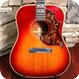Gibson Hummingbird 1963-Cherry Sunburst