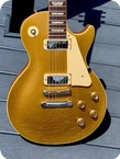 Gibson Les Paul Deluxe 1970 Gold Top Finish