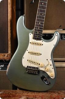 Fender Stratocaster 1966 Blue Ice Metallic
