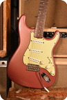 Fender Stratocaster 1964 Burgundy Mist Metallic