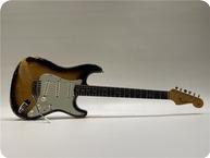 Fender Stratocaster 1964 3 tone SB