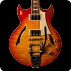 Gibson-Johnny A Standard-2014-Bourbon Burst