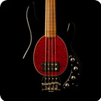 Music Man Stingray 5 String Fretless 1995 Black
