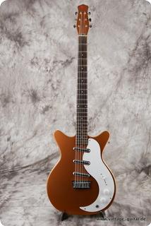 Jerry Jones Guitars Neptune Copper/white