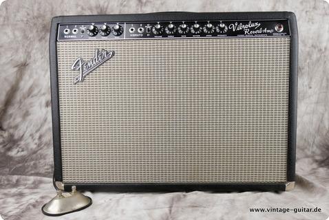 Fender Vibrolux Reverb Black